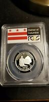 2009 S PCGS PR69DCAM DISTRICT OF COLUMBIA SILVER U.S. TERRIT