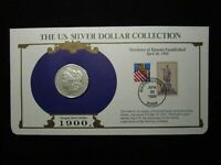 1900-O MORGAN SILVER DOLLAR THE US SILVER DOLLAR COLLECTION