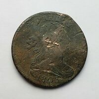 1803 DRAPED BUST LARGE CENT FINE DAMAGED