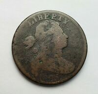 1805 DRAPED BUST LARGE CENT CORRODED