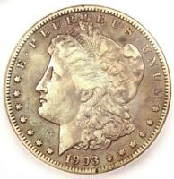 1903-S MORGAN SILVER DOLLAR $1 - CERTIFIED ICG EXTRA FINE 40 EF40 -  DATE COIN