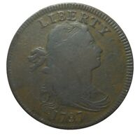 LARGE CENT/PENNY 1797 HIGHER GRADE NICE