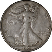 1937-D WALKING LIBERTY HALF GREAT DEALS FROM THE EXECUTIVE COIN COMPANY