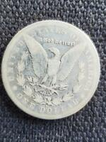 1879 S REV OF 78 TOP 100 VAM REVERSE OF 1878 MORGAN SILVER DOLLAR SHIPS FREE