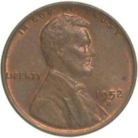 1952 D LINCOLN WHEAT CENT UNCIRCULATED PENNY US COIN