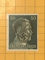 WWII GERMAN OCCUPATION 1942 EAGLE 30 RPF.  MNH PRIV. ISSUE /S21