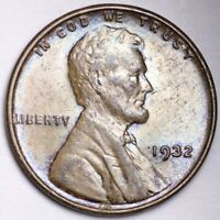 1932 LINCOLN WHEAT SMALL CENT CHOICE BU SHIPS FREE E167 KCT