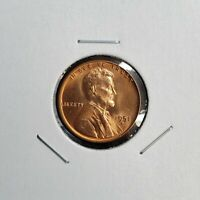 1951-D/D LINCOLN WHEAT CENT - UNCIRCULATED GEM BU - RPM-018