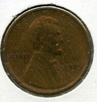 1909-S LINCOLN WHEAT CENT PENNY - SAN FRANCISCO MINT BJ94