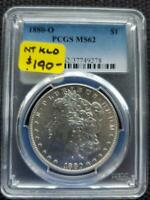1880 O SMALL O/O PITTED OBVERSE DOUBLED 880  HIT LIST 40 MORGAN VAM 7  FREE SH