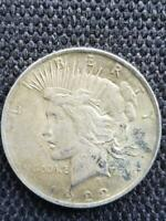 RARITY 6 EXTRA HAIR LATE DIE STATE TOP 50 VAM 1B 1923 PEACE SHIPS FREE
