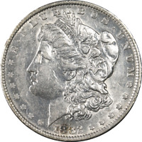 1882-O/S MORGAN SILVER DOLLAR - VAM3 - STRONG GREAT DEALS FROM THE EXECUTIVE COI