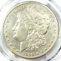 1889-CC MORGAN SILVER DOLLAR $1 - PCGS EXTRA FINE  DETAILS EF -  CERTIFIED COIN