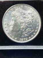 6  DIFFERENT MORGAN DOLLAR 1879 1880 1881 O 1881 S 1888 O 1898 O SHIP FREE