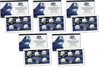 COLLECTION OF 5 LOT OF FIVE 2006 PROOF WASHINGTON STATE QUAR