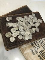 100 STANDING LIBERTY QUARTERS  SOME DATES  $25 FACE VALUE 90