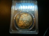 1881S MINT STATE 67 PCGS
