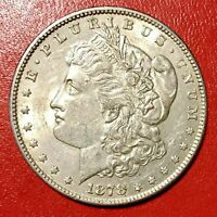 1878 REVERSE OF 1879 VAM 228.5 RARITY 6 MORGAN SILVER DOLLAR SHIPS FREE