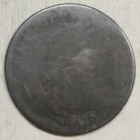 1806 DRAPED BUST HALF DOLLAR, LOW BALL, FAIR WITH FULL DATE  0706-04