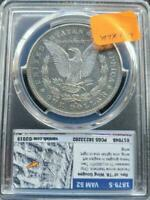 TOP 100 VAM 52 1879 S REV OF 78 REVERSE OF 1878 PCGS XF 45 MORGAN SHIPS FREE
