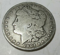 1904-O MORGAN DOLLAR 925J