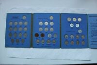 CANADA 5 CENTS COINS COMPLETE COLLECTION FROM 1922 1960 45 C