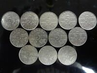 CANADIAN 5 CENT COLLECTION 1922 2000 COMPLETE WITH 1925 1926