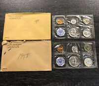 1958 & 1959 UNITED STATES PROOF SETS