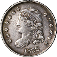 1832 BUST HALF DIME GREAT DEALS FROM THE EXECUTIVE COIN COMPANY