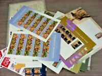 US MINT FACE $300  ASSORTMENT OF MOSTLY MINT FOREVER STAMPS