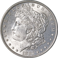 1882-P MORGAN SILVER DOLLAR GREAT DEALS FROM THE EXECUTIVE COIN COMPANY