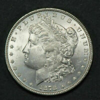 TOP 100 VAM 141A TRIPLED STAR & DIE GOUGE WINGTIP 1878 MORGAN DOLLAR SHIP FREE