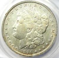 1894-P MORGAN SILVER DOLLAR $1 COIN 1894 - CERTIFIED ANACS EXTRA FINE 45 DETAILS EF45