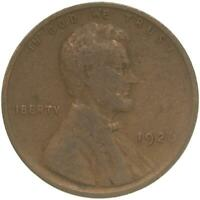 1926 LINCOLN WHEAT CENT FINE PENNY FN