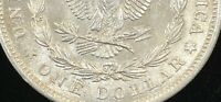 1921 HOT 50 VAM 3C3 PITTED REVERSE & CLASHED MORGAN SILVER DOLLAR SHIPS FREE