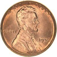 1952 LINCOLN WHEAT CENT BU PENNY US COIN