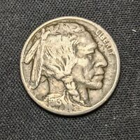 1913 TYPE 1 BUFFALO NICKEL FIVE CENTS 166540P
