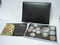 2009 ROYAL MINT UK PROOF COIN SET WITH  KEW GARDENS 50 PENCE
