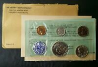 1958 UNITED STATES PROOF SET OF COINS