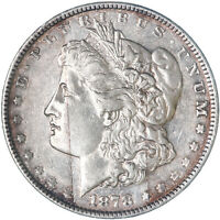 1878 MORGAN SILVER DOLLAR 7 TAIL FEATHER R78 EXTRA FINE EXTRA FINE  CLEANED SEE PICS G018