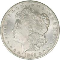 1885 O MORGAN SILVER DOLLAR BU US MINT COIN