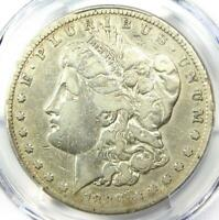 1889-CC MORGAN SILVER DOLLAR $1 - CERTIFIED PCGS FINE DETAILS -  CARSON CITY