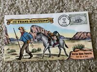 US TRANS MISSISSIPPI WESTERN MINING COLLINS FDC