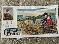 USA  FDC   LITTLE HOUSE ON THE PRAIRIE   2786  COLLINS CACHE