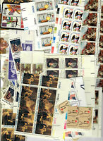 US $60.00 FACE M/NH POSTAGE LOT OF MOSTLY 10   $1 VALUES   L