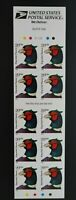 SC 3050A US RING NECKED PHEASANT 20 CENT STAMPS BOOKLET OF 1