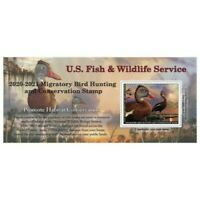 RW87A  2020 FEDERAL DUCK STAMP    MNH
