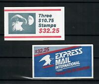 US SCOTT  BK148 AND BK149 BOTH MINT / NH EXPRESS MAIL BOOKLE