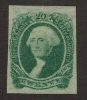 CONFEDERATE STATES   13   ALMOST EXTRA FINE   HINGED