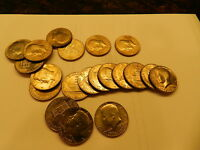 1976 ROLL OF KENNEDY HALVES IN UNC.